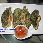 recette Filets de poisson au gourmet