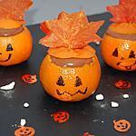 """recette Mousse au chocolat sans œufs """"spéciale Halloween"""" du blog ccuisine.over-blog.com"""