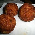 recette Arrancini à la sicilienne