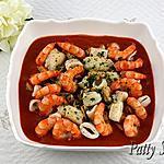 recette Ragout de Poisson et Fruits de Mer