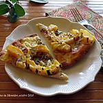 recette Pizza à la courge hyper délicieuse +