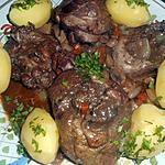 recette Bourguignon de Dinde