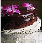 recette Gâteau aux bananes, glaçage à la Barre Mars