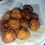 recette Falafel aux graines de sésames