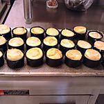 recette Mini de flan de légume