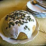 recette Gâteau-mijo à la citrouille 2 +