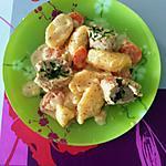 recette Filet mignon de porc  sauce  généreuse au fromage  ail & fines herbes