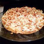 recette Grimolle aux pommes et amandes signe amour et cuisine