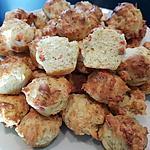recette Muffins saumon aneth
