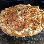 recette Grimolle aux pommes et amande-signe amour et cuisine