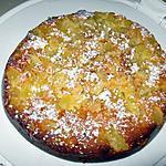 recette gateau aux pommes et citron