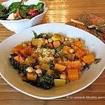 recette Couscous minute aux légumes