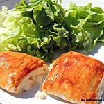 recette Friands à la raclettte