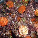recette Daube de paleron de boeuf aux carottes