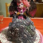recette Gâteau au yaourt     ............        poupée monster high halloween  au chocolat et spéculoos