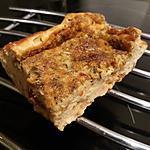 recette CLAFOUTIS TOMATES SECHEES/PARMESAN