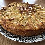 recette Gâteaux au pommes