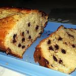 recette Cake à la ricotta, à l'amande et aux pépites de chocolat