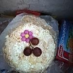 recette mon gâteaux bounty/dame blanche/fôret noire revisiter