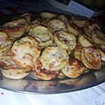 recette Quichettes au Montcadi