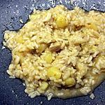 recette Risotto crémeux aux pomme de terre