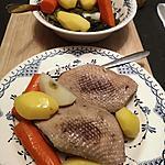 recette Pot au feu de magrets de canard