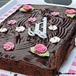 recette Gâteau au chocolat fondant