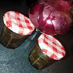 recette Confit d'oignon rouge