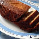 """recette CAKE """" du petit 4 h """""""
