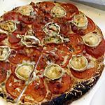 recette tarte fine tomate chevre