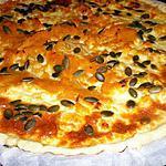 recette Tarte butternut aux cèpes de KM0
