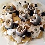 recette Salade de rollmops aux pommes de terre