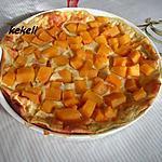 recette Gâteau au potiron et fromage blanc