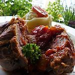 recette Paupiettes de veau à la sauce tomate