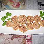 recette Tartinade à la tomate confite.