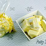 recette Guimauves au Citron