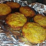 recette Muffin a la courge ( pumpkin muffin)