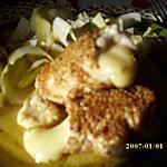 recette dinde roulée coeur fondant et croûte au sésame