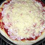 recette pizza fumé