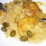 recette Tajine de poulet au citron et olives