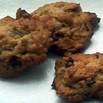 recette COOKIES CORN FLAKES ET PEPITES DE CHOCOLAT