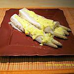 recette bricks d'asperges sauce cocotte