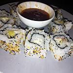 recette Sushis California rolls