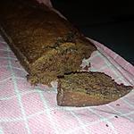 recette Cake chocolaté