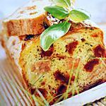 recette Cake tomates-mozzarella