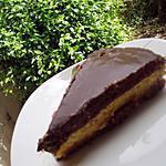 recette Bavarois croquant chocolat & orange