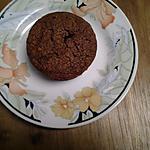 recette Muffins au chocolat et blancs d'oeufs Pour environ 10 petits gâteaux muffins.