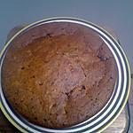 recette Gâteau à la poudre de noix et purée de potimarron.