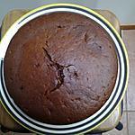 recette Gâteau au chocolat avec de la purée de potimarron.
