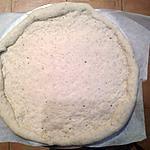 recette Pâte à pizza pour 8 personnes Recette inspirée d'une  recette thermomix.